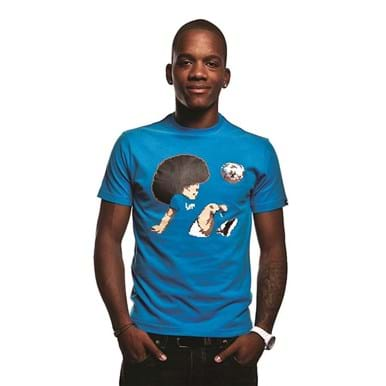 6541 | Funky Football T-Shirt | 1 | COPA