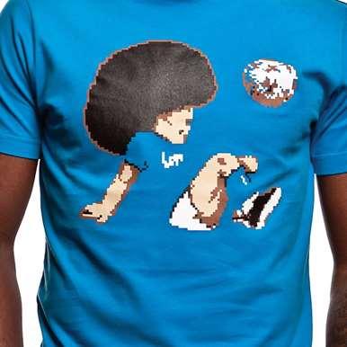 6541   Funky Football T-Shirt   2   COPA