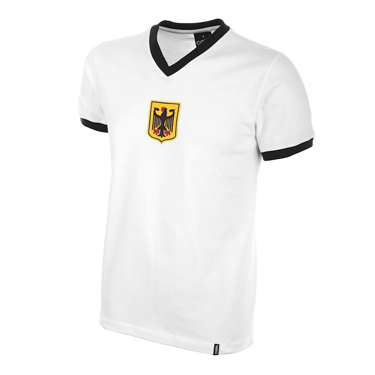 629 | Germany 1970's Short Sleeve Retro Football Shirt | 1 | COPA