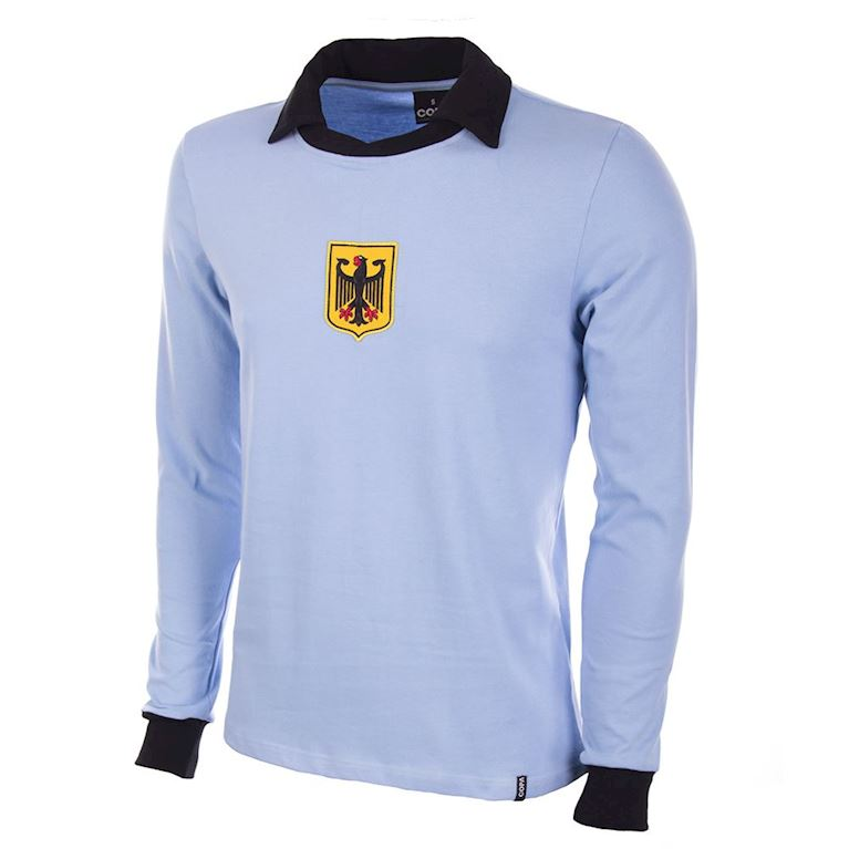 691 | Germany Keeper 1970's Long Sleeve Retro Football Shirt  | 1 | COPA