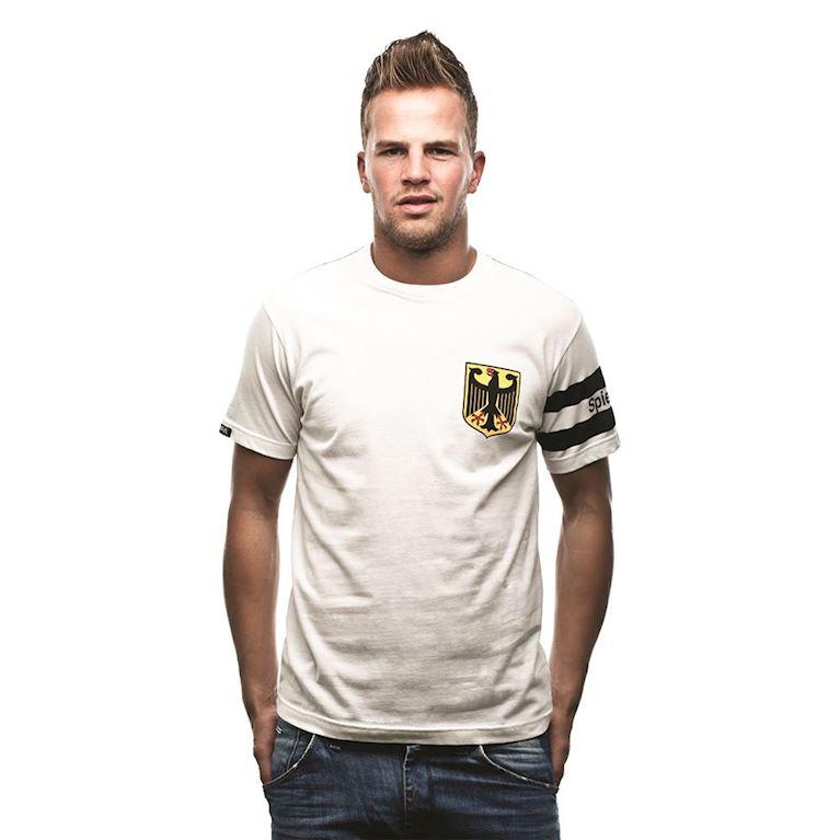 6542 | Germany Spielführer T-Shirt | White | 1 | COPA
