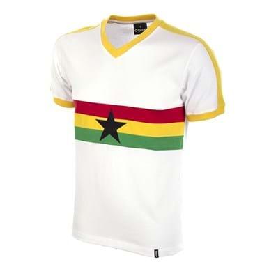 687 | Ghana 1980's Retro Football Shirt | 1 | COPA