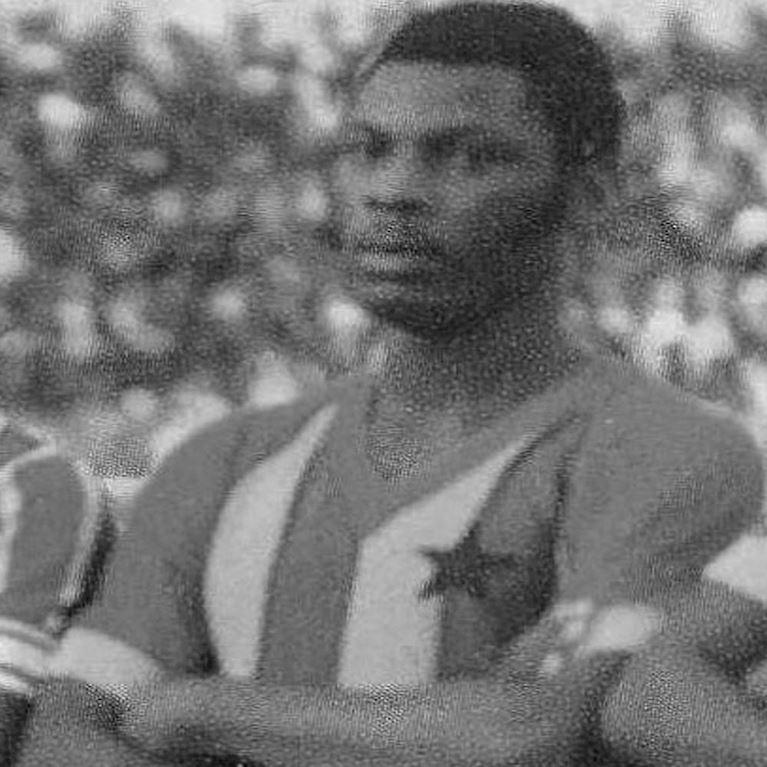 681 | Ghana 1980's Short Sleeve Retro Football Shirt | 2 | COPA