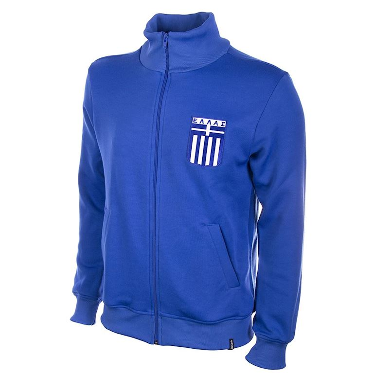 827 | Greece 1970's Retro Football Jacket | 1 | COPA