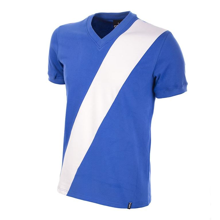 594 | Guatemala 1978 Short Sleeve Retro Football Shirt  | 1 | COPA