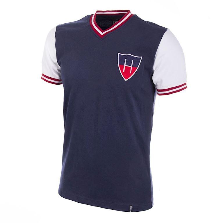 793 | HFC Haarlem 1973 Short Sleeve Retro Football Shirt | 1 | COPA