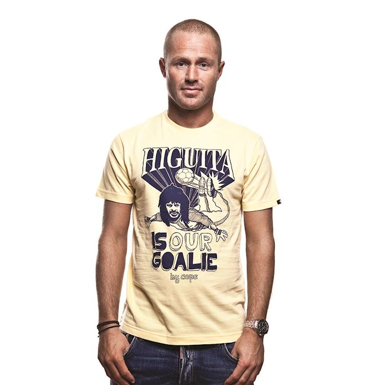 6539   Higuita T-Shirt   Yellow   1   COPA