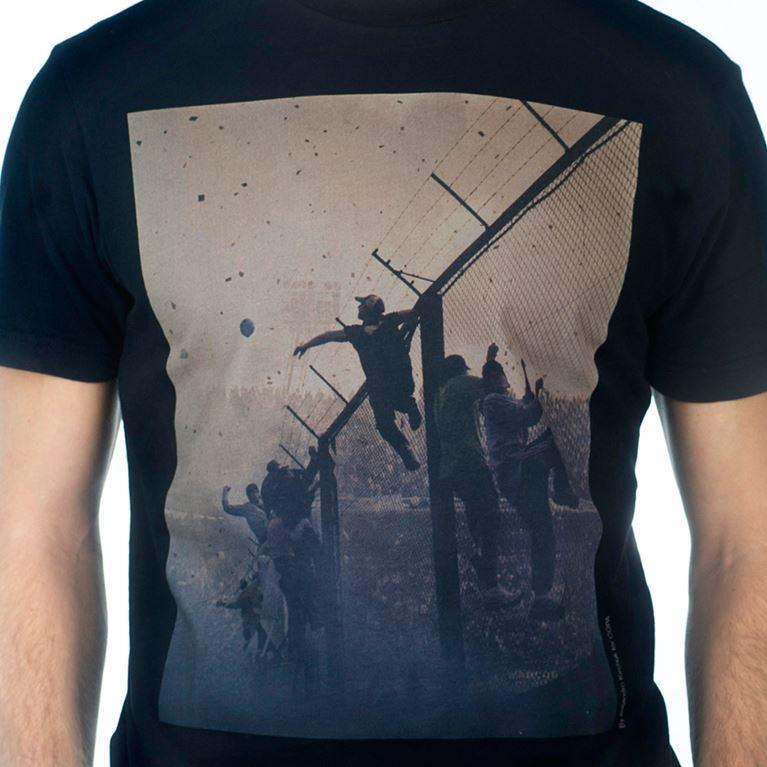 6670   Hinchas T-Shirt   Black   2   COPA