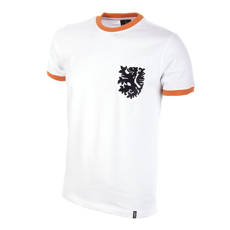 613 | Holland Away 1970's Short Sleeve Retro Football Shirt  | 1 | COPA
