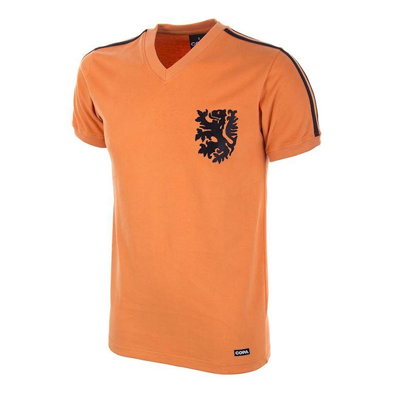 647   Holland World Cup 1974 Short Sleeve Retro Football Shirt   1   COPA