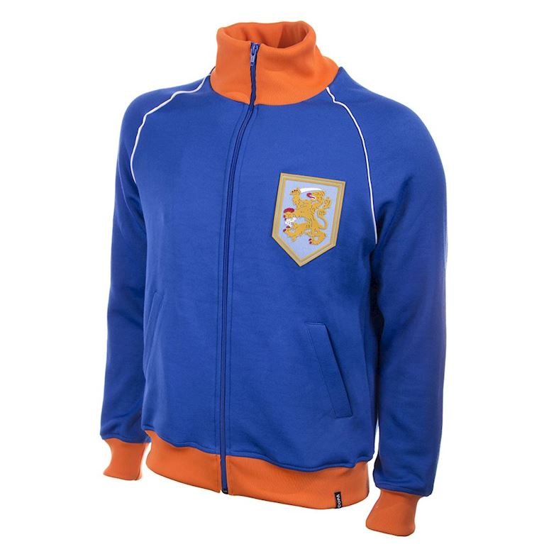 810 | Holland 1970's Retro Football Jacket | 1 | COPA