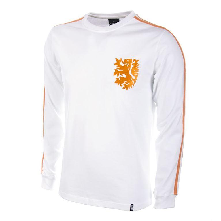 123 | Holland Away World Cup 1974 Long Sleeve Retro Football Shirt | 1 | COPA
