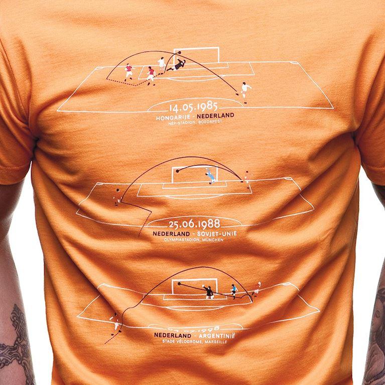 6583 | Holland Greatest Moments T-Shirt | Orange | 2 | COPA