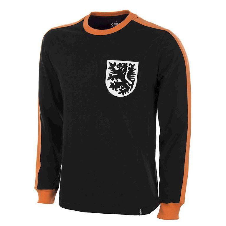 559 | Holland Keeper 1970's Long Sleeve Retro Football Shirt | 1 | COPA