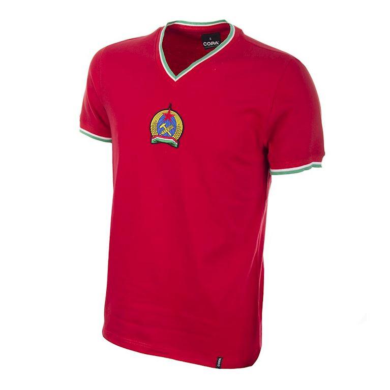562 | Hungary 1970's Short Sleeve Retro Football Shirt | 1 | COPA