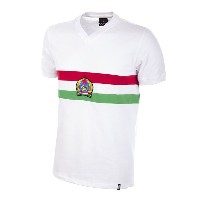 452 | Hungary Away 1950's Retro Football Shirt | 1 | COPA