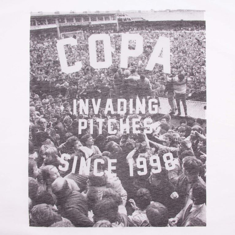 6688 | Invading Pitches Since 1998 T-Shirt | 2 | COPA