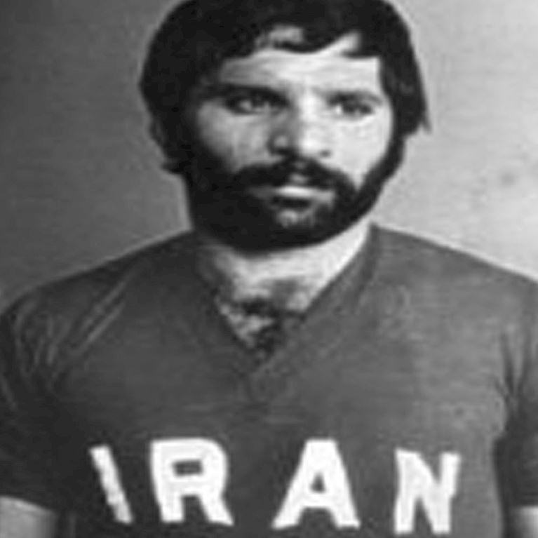 680 | Iran 1970's Short Sleeve Retro Football Shirt | 2 | COPA