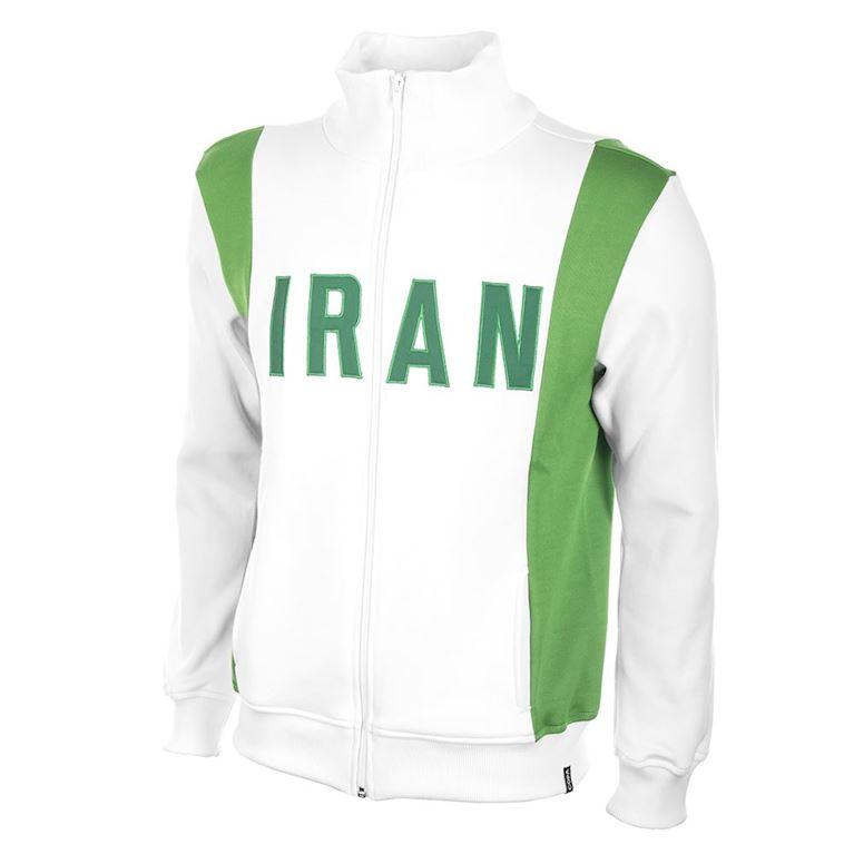 824   Iran 1970's Retro Football Jacket   1   COPA