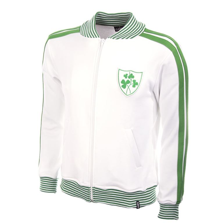 828 | Ireland 1974 Retro Football Jacket | 1 | COPA