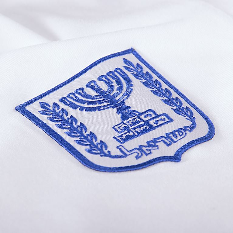 563 | Israel 1970's Long Sleeve Retro Football Shirt  | 2 | COPA