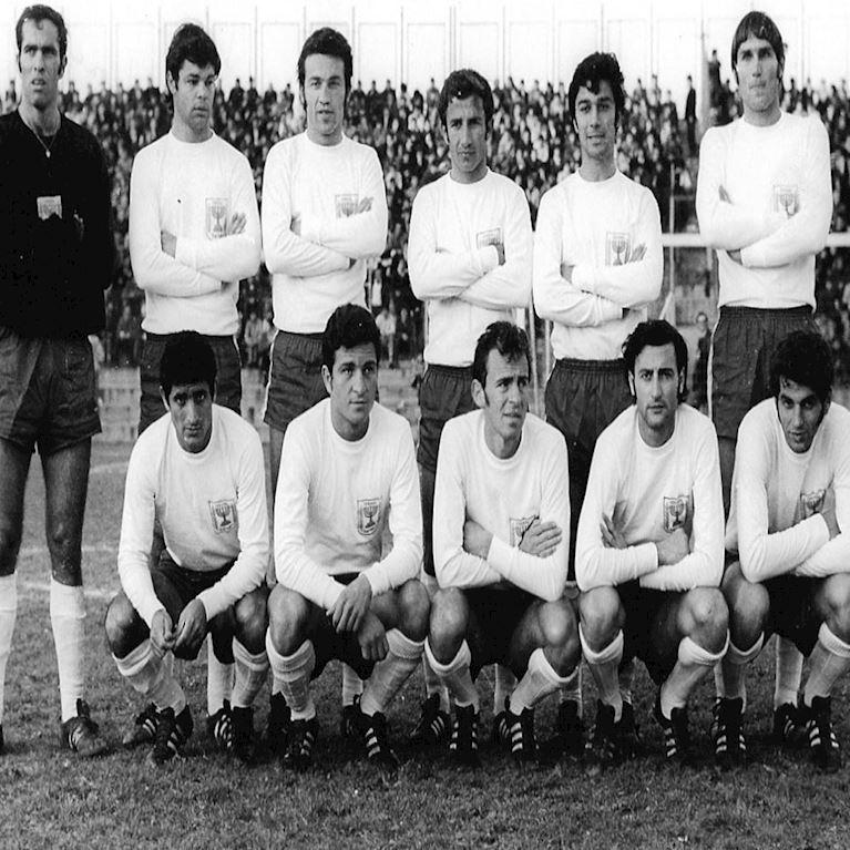 563 | Israel 1970's Long Sleeve Retro Football Shirt | 2 | COPA
