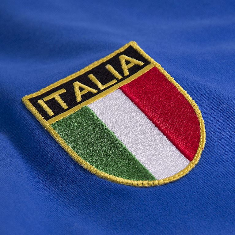 113 | Italy 1970's Retro Football Shirt | 2 | COPA
