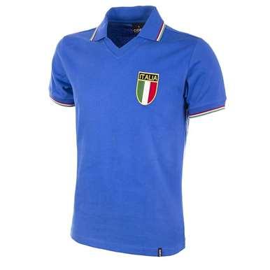 119 | Italy World Cup 1982 Retro Football Shirt | 1 | COPA
