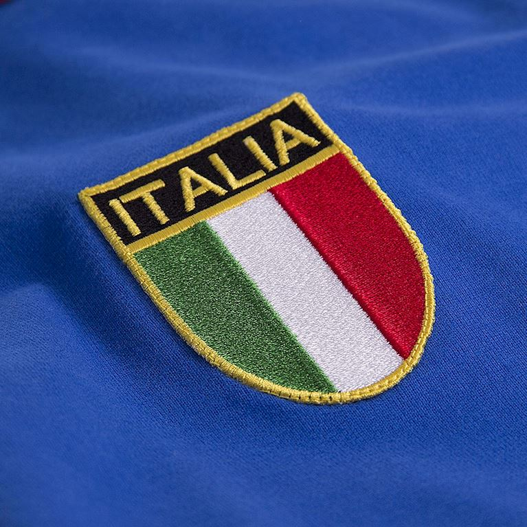119 | Italy World Cup 1982 Retro Football Shirt | 2 | COPA