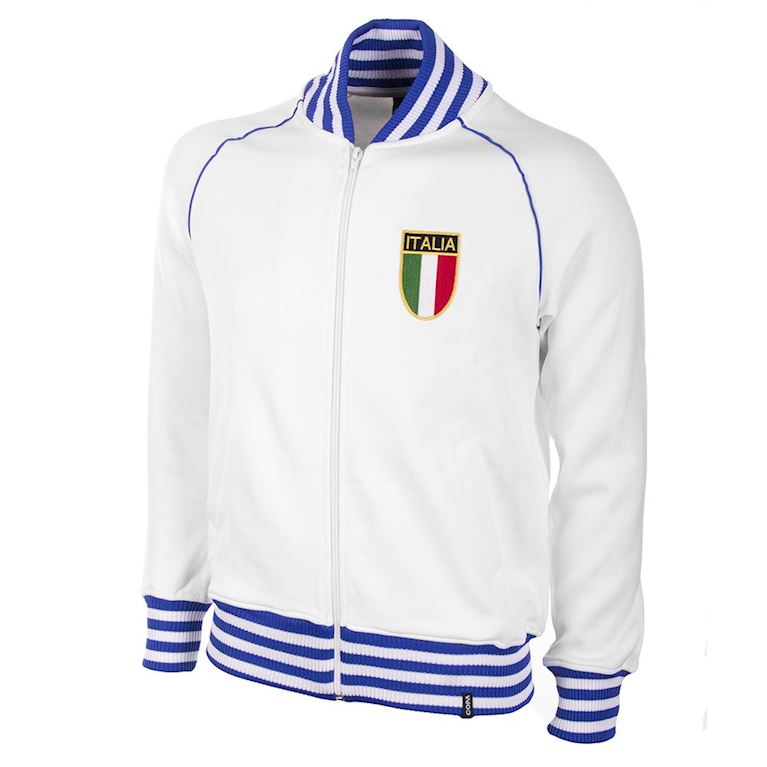 871 | Italy 1982 Retro Football Jacket | 1 | COPA