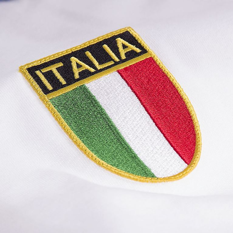 120 | Italië Away World Cup 1982 Retro Voetbal Shirt | 2 | COPA