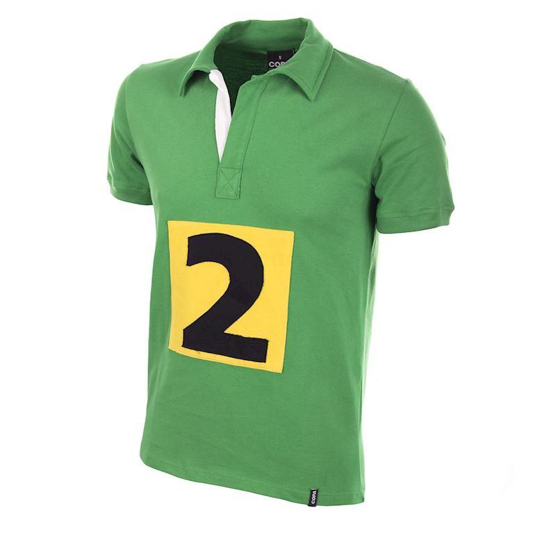 598 | Jamaica 1948 Short Sleeve Retro Football Shirt | 1 | COPA