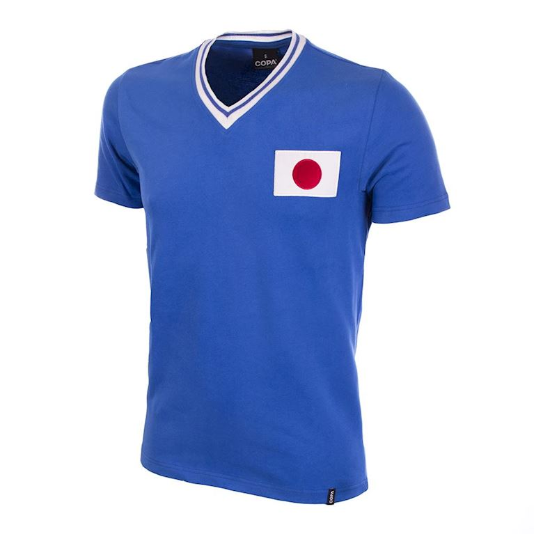 539 | Japan 1980's Short Sleeve Retro Football Shirt  | 1 | COPA