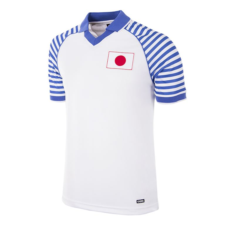 281 | Japan 1987 - 88 Retro Football Shirt | 1 | COPA