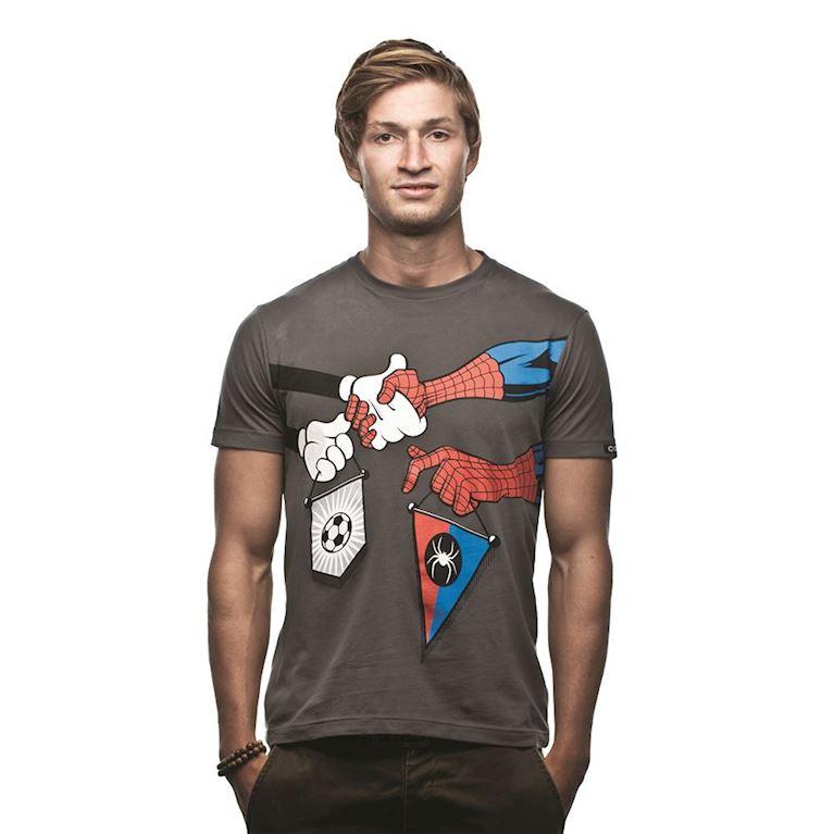6565 | Kick-off T-Shirt | Dark Grey | 1 | COPA
