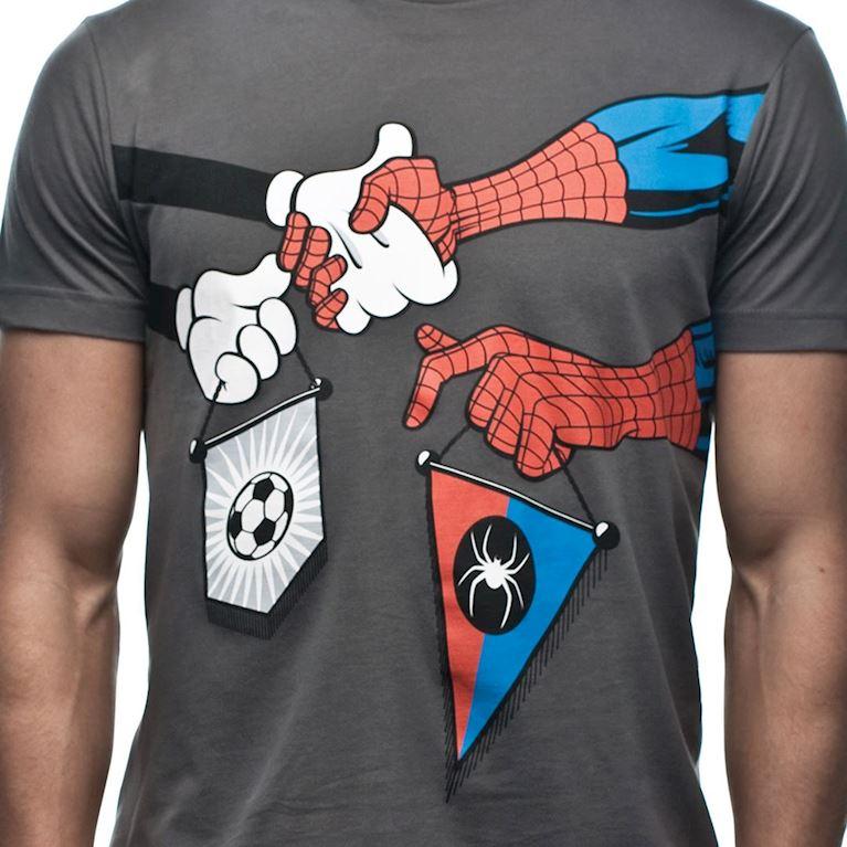 6565 | Kick-off T-Shirt | Dark Grey | 2 | COPA
