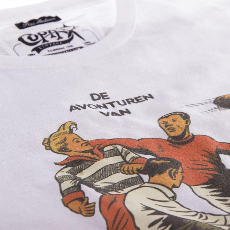 6713 | Kick Wilstra Vintage T-shirt | White | 2 | COPA