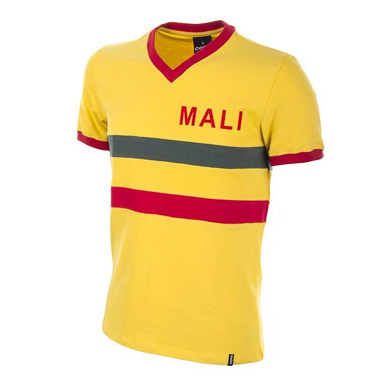 688 | Mali 1980's Short Sleeve Retro Football Shirt | 1 | COPA
