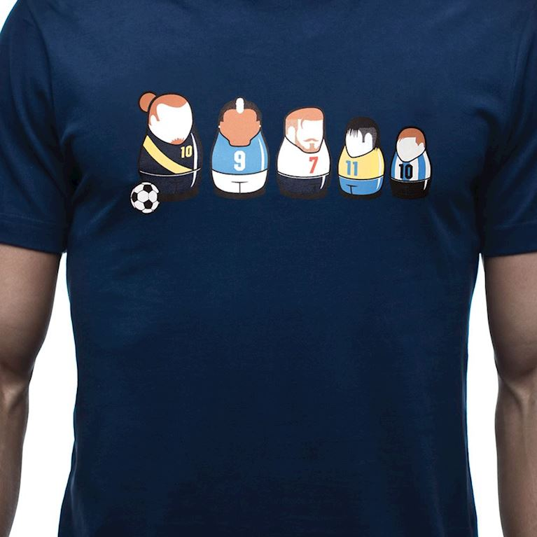 6638 | Matryoshka T-Shirt | 2 | COPA