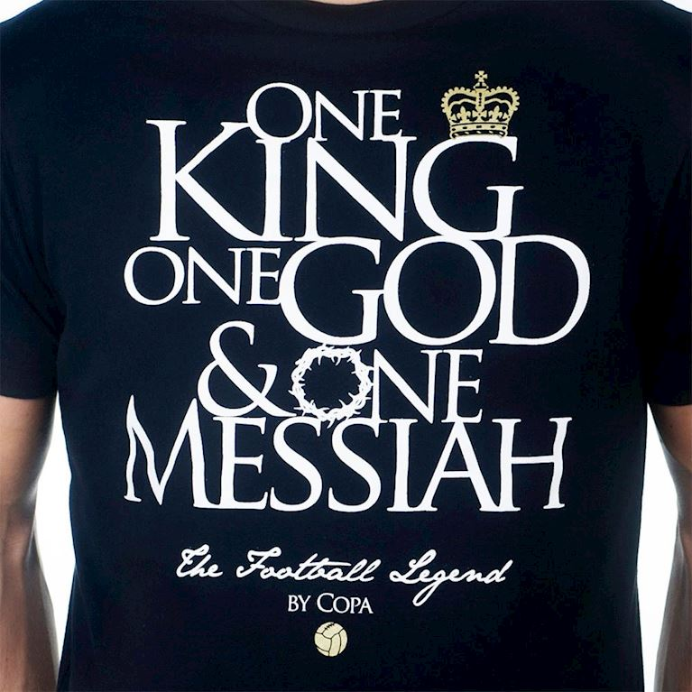 6692 | Messiah T-Shirt | Black | 2 | COPA