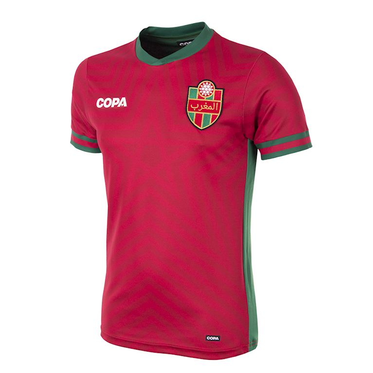 6904 | Morocco Football Shirt | 1 | COPA
