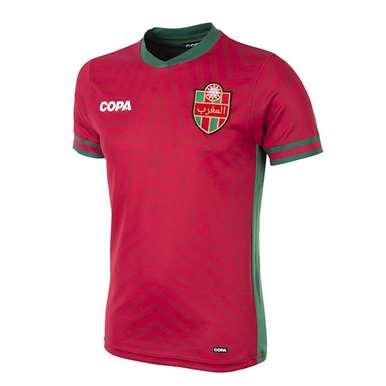 6904   Morocco Football Shirt   1   COPA