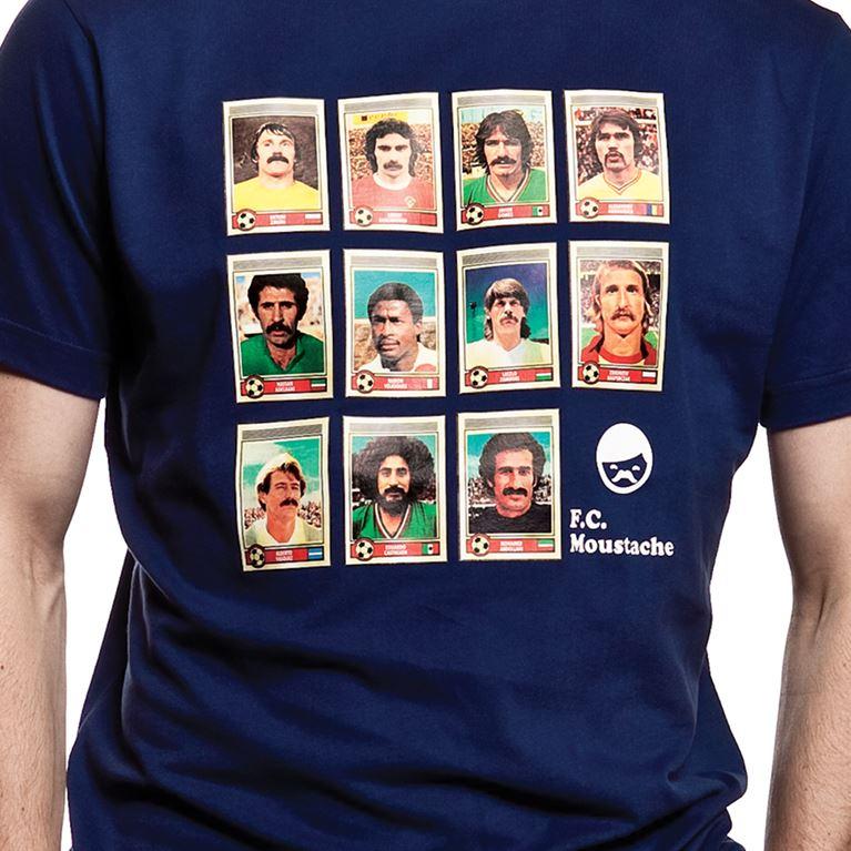 6529 | Moustache Dream Team T-Shirt | 2 | COPA