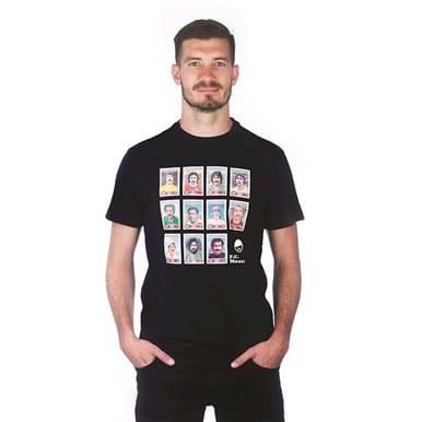 6696 | Moustache Dream Team T-Shirt | 1 | COPA