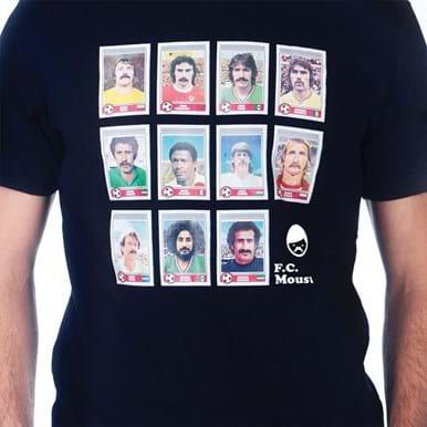 6696 | Moustache Dream Team T-Shirt | 2 | COPA