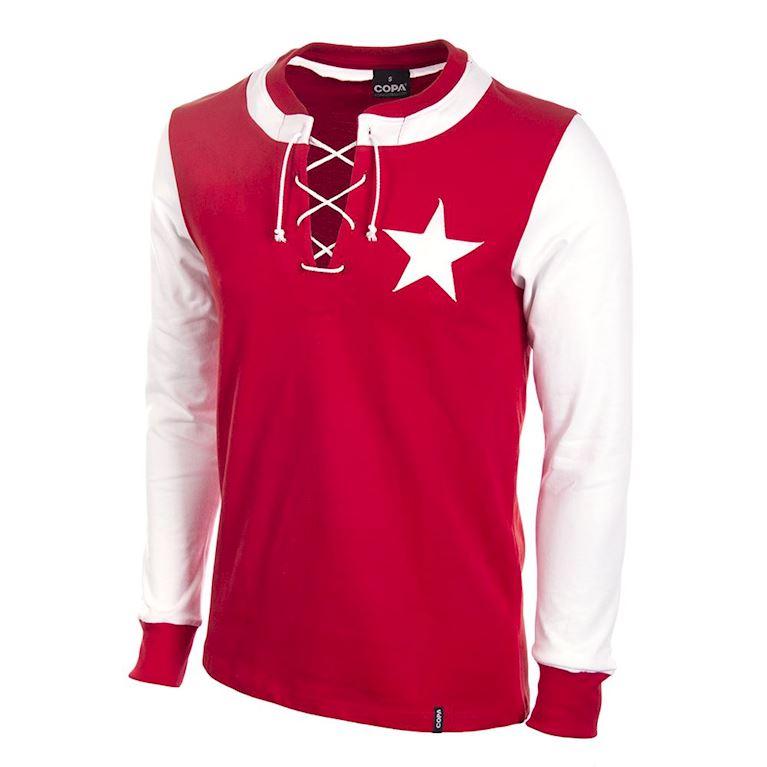780 | MVV 1958 / 1959 Long Sleeve Retro Football Shirt | 1 | COPA