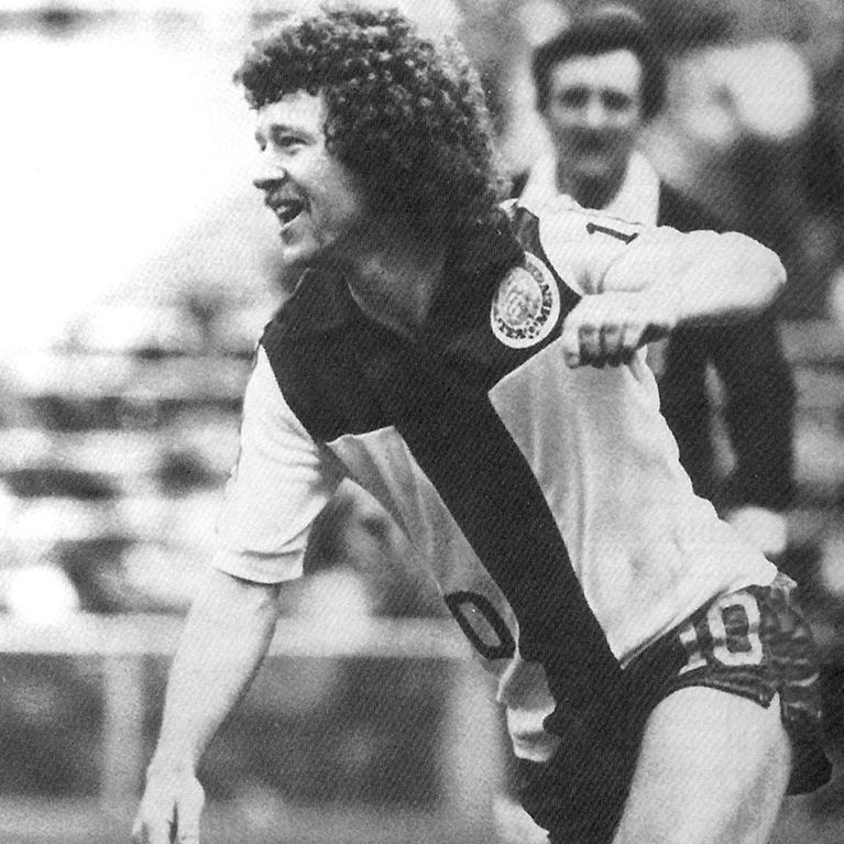 416 | New England Tea Men 1978 Short Sleeve Retro Football Shirt | 2 | COPA