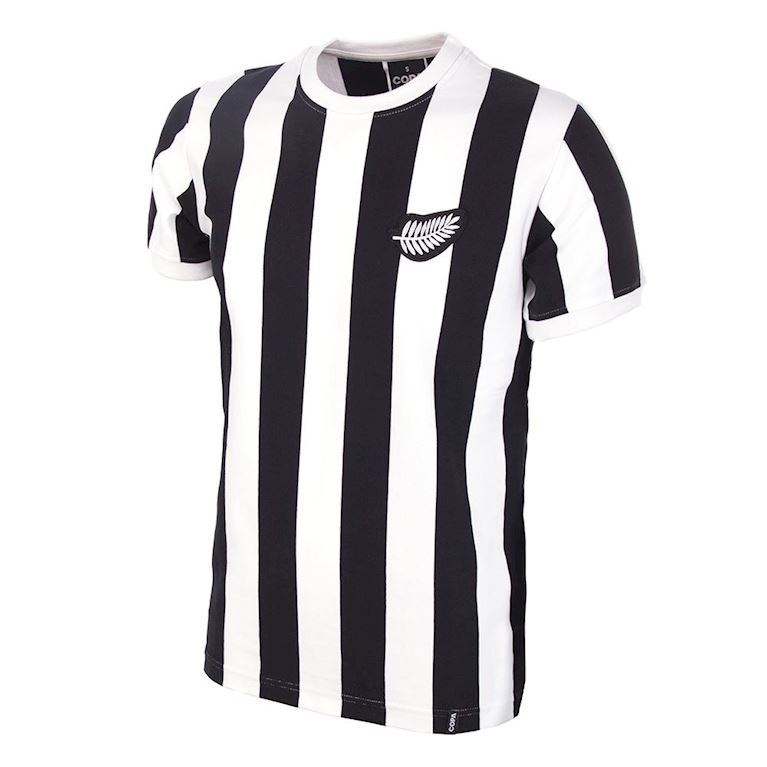 443 | New Zealand 1969 Short Sleeve Retro Football Shirt | 1 | COPA