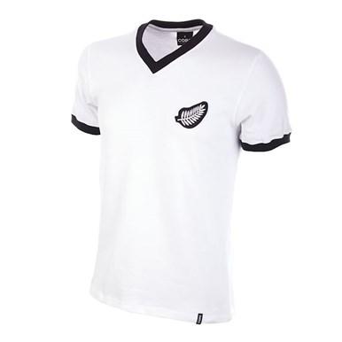 595 | New Zealand World Cup 1982 Retro Football Shirt | 1 | COPA