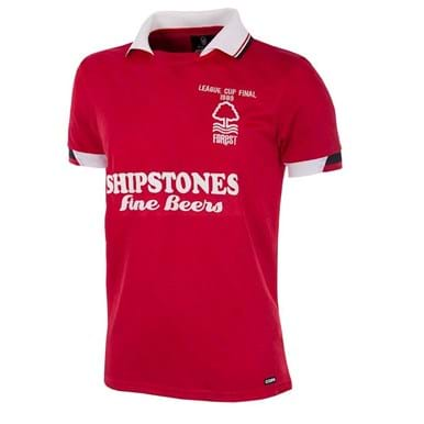 721 | Nottingham Forest 1988-1989 Retro Football Shirt | 1 | COPA